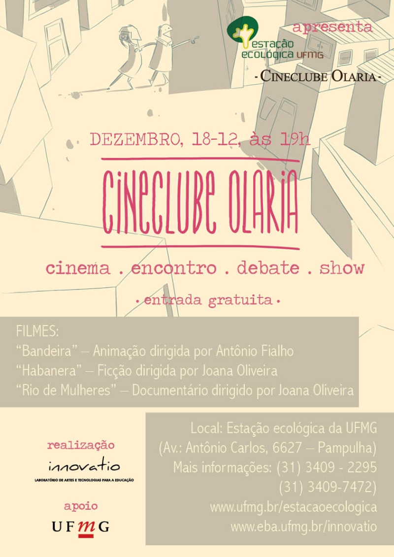 CINECLUBE 18-12